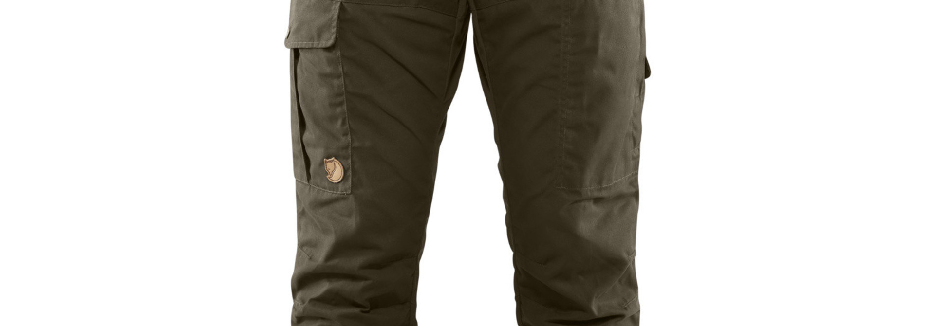 Fjällraven Karl Pro Winter Trousers M Dark Olive