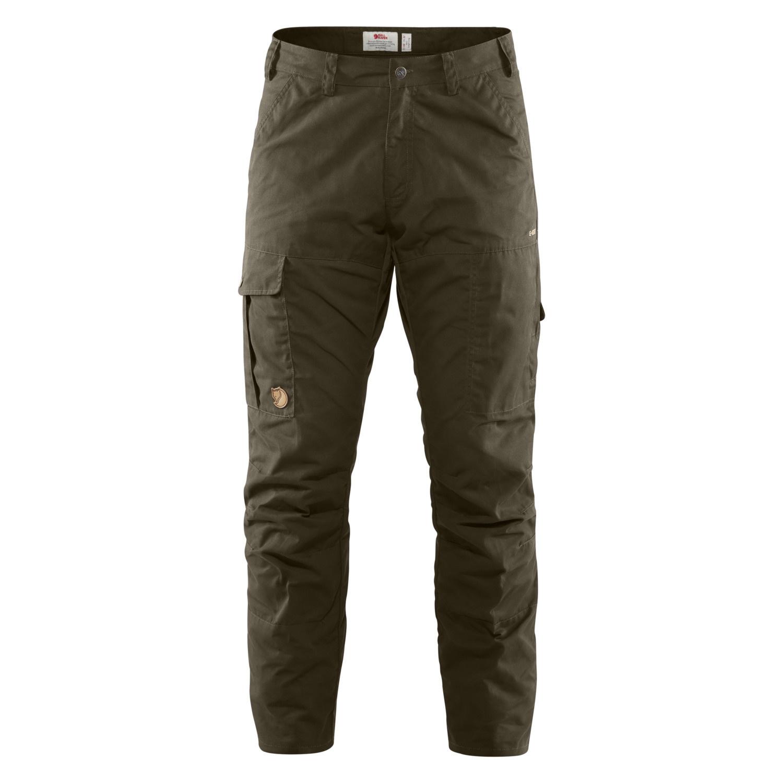 Fjällraven Karl Pro Winter Trousers M Dark Olive-1