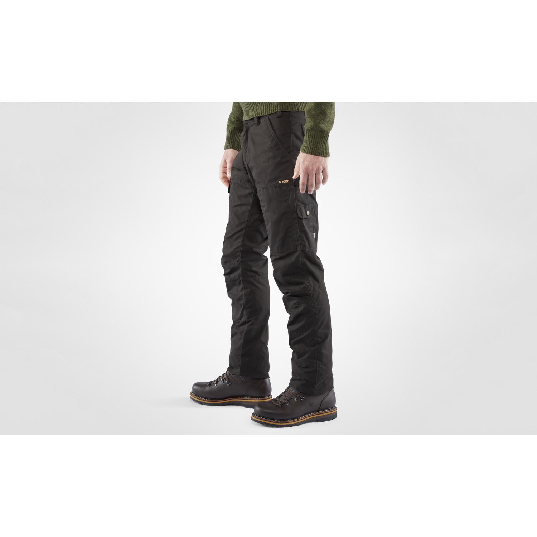 Fjällraven Karl Pro Winter Trousers M Dark Olive-2