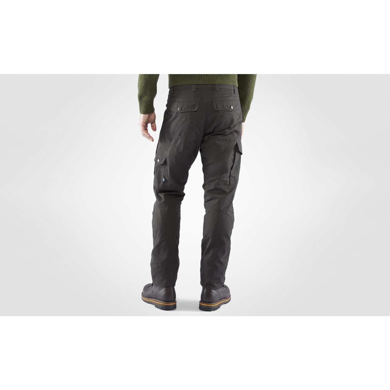 Fjällraven Karl Pro Winter Trousers M Dark Olive-7