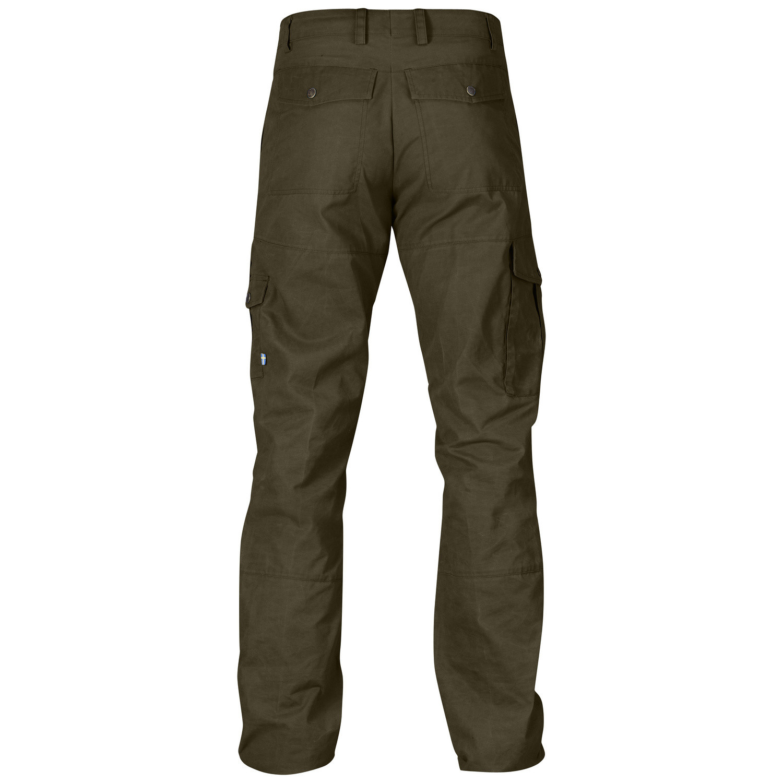 Fjällraven Karl Pro Trousers M Dark Olive-2
