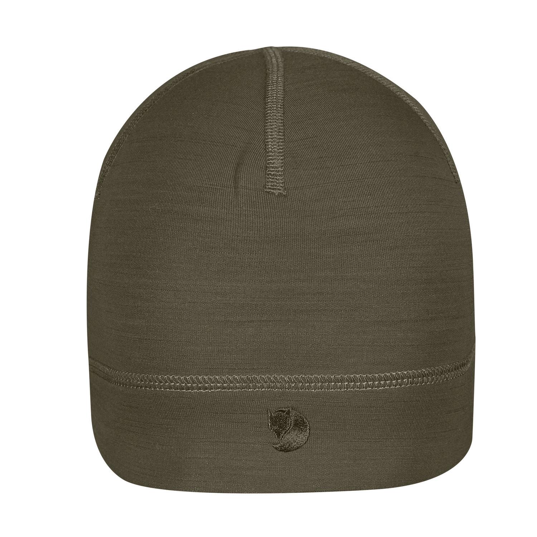 Fjällräven Keb Fleece Hat Dark Olive-1