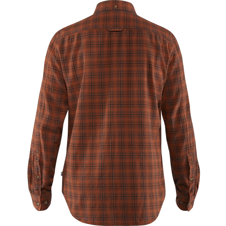 Fjällräven Kiruna Flannel Shirt M Autumn Leaf-2