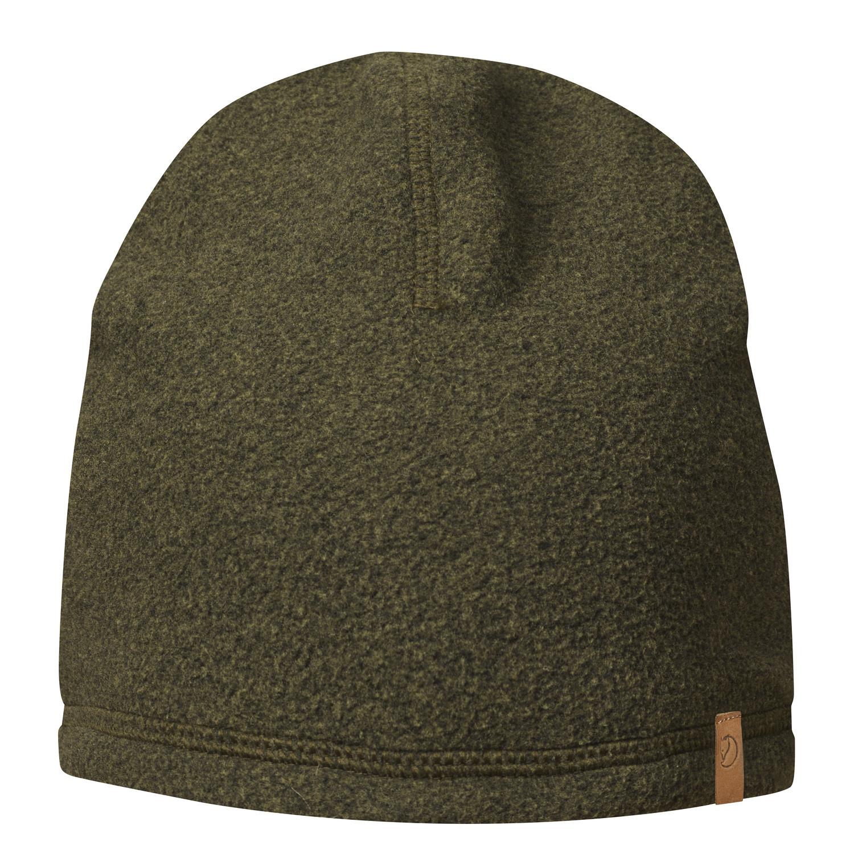Fjällräven Lappland Fleece Hat Dark Olive-1