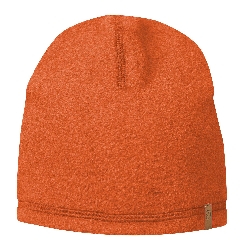 Fjällräven Lappland Fleece Hat Safety Orange-1