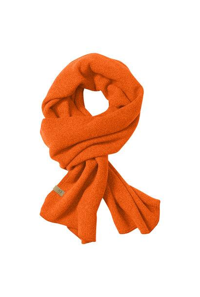 Fjällräven Lappland Fleece Scarf Safety Orange