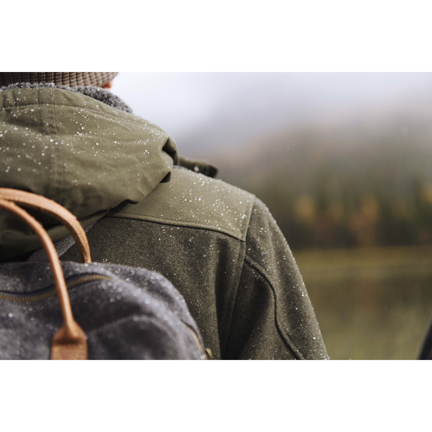 Fjällräven Norrvåge Briefpack Brown-6