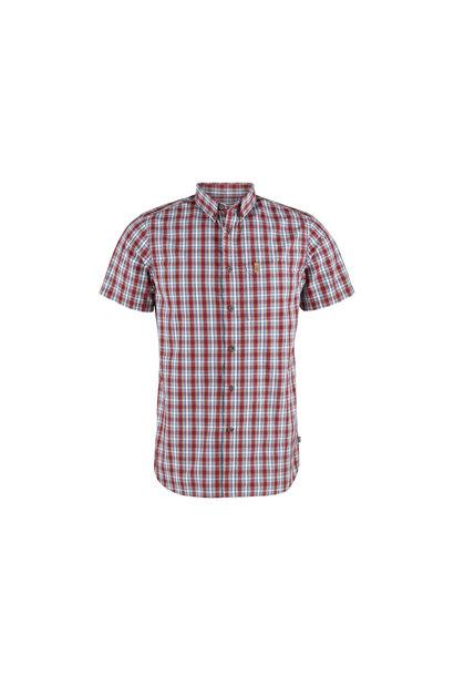 Fjällräven Övik Shirt SS M Deep Red