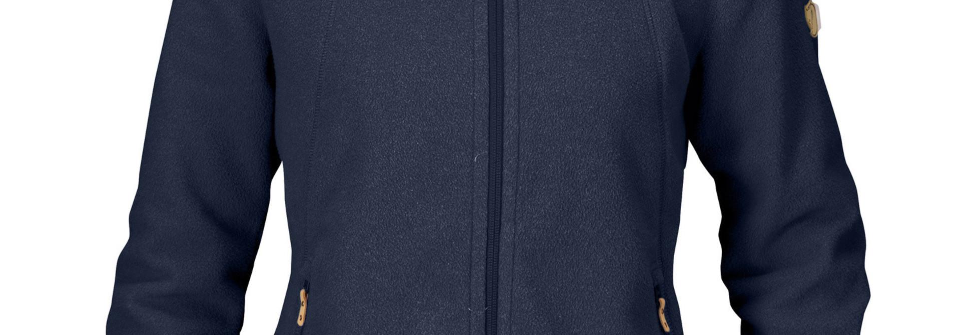 Fjällräven Stina Fleece W Dark Navy