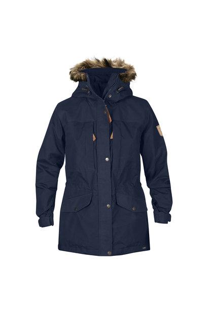 Fjällräven Singi Winter Jacket W Dark Navy