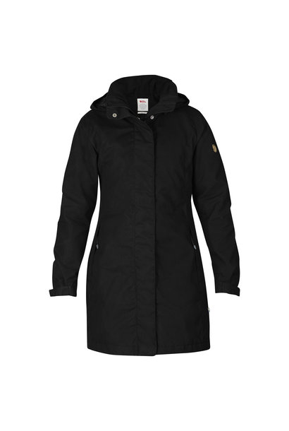 Fjällräven Una Jacket W Black