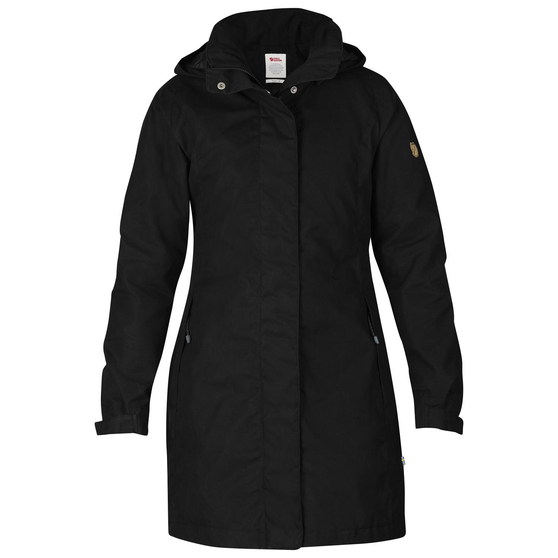 Fjällräven Una Jacket W Black-1