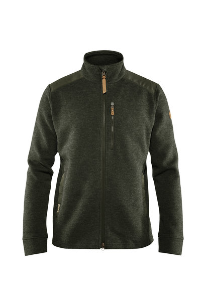 Fjällräven Singi Fleece Jacket M Deep Forest