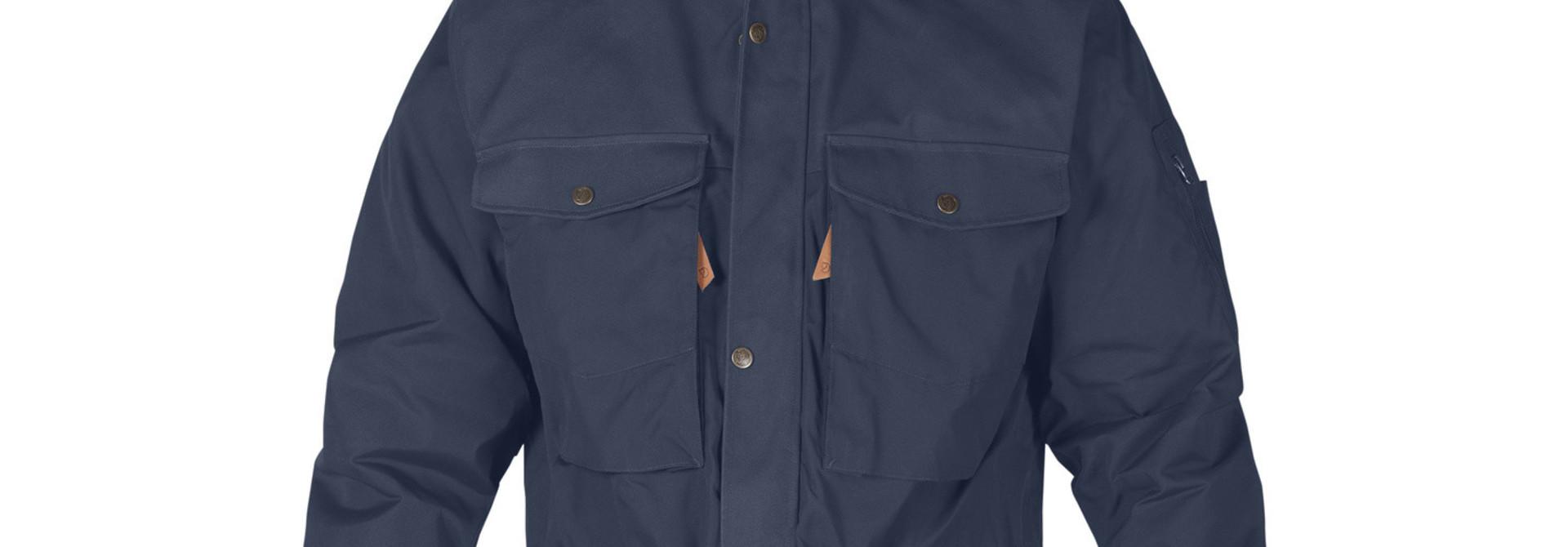 Fjällräven Singi Winter Jacket M Dark Navy