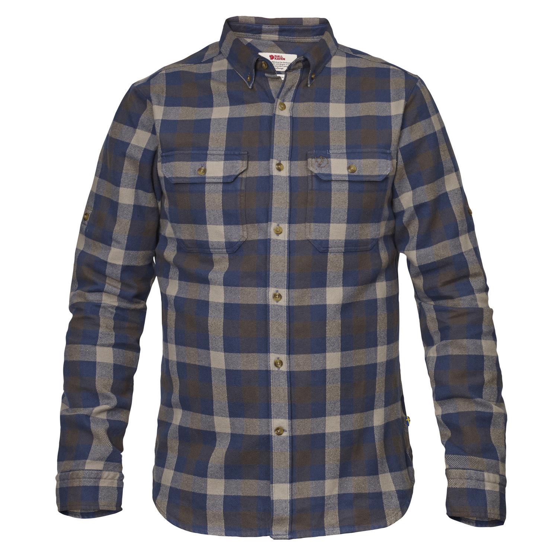 Fjällräven Skog Shirt M Glacier Green-1