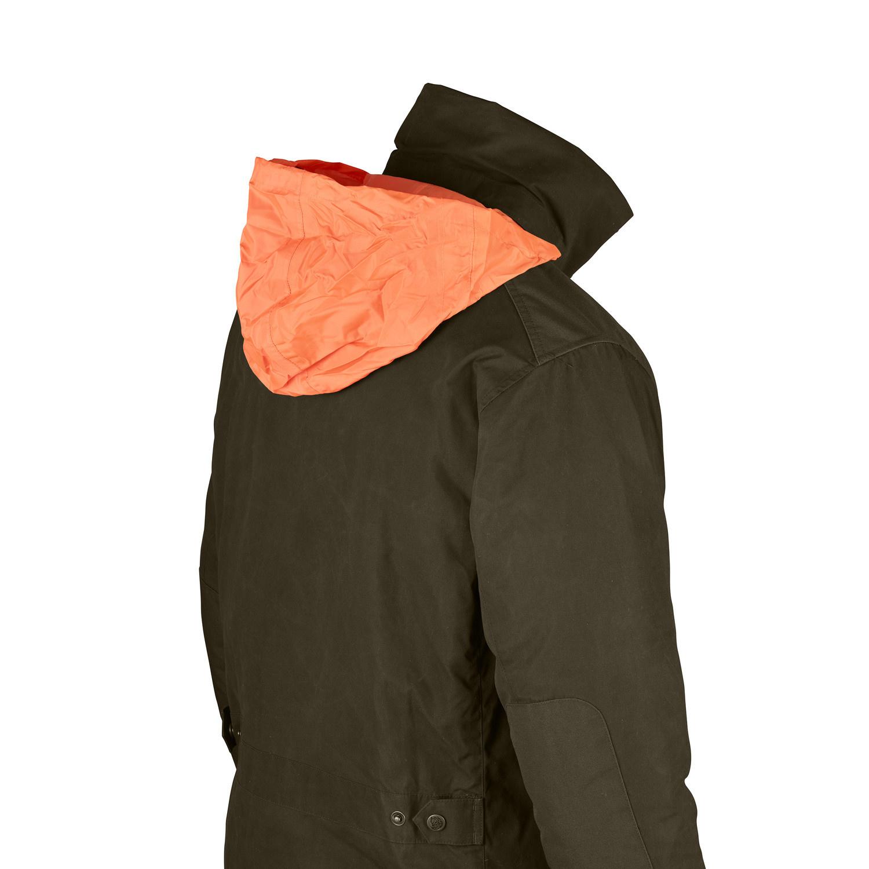 Fjällräven Sörmland Padded Jacket M Dark Olive-3