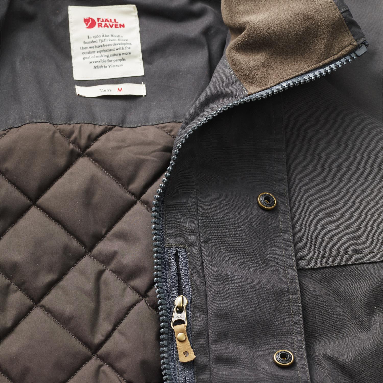 Fjällräven Sörmland Padded Jacket M Dark Olive-5
