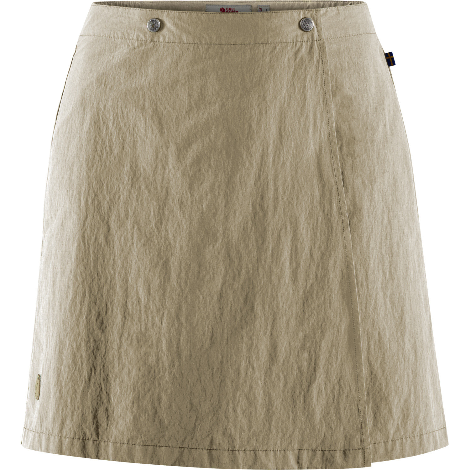Fjällräven Travellers MT Skort W Light Beige-1