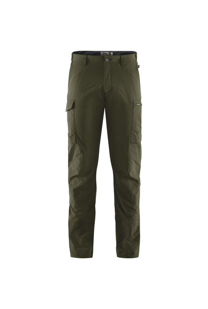 Fjällräven Travellers MT Trousers M Laurel Green