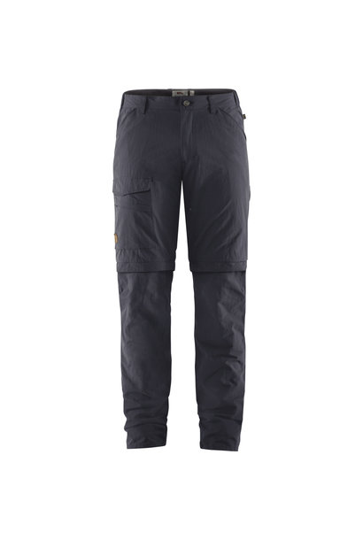 Fjällräven Travellers MT Zip-off Trousers M Dark Navy