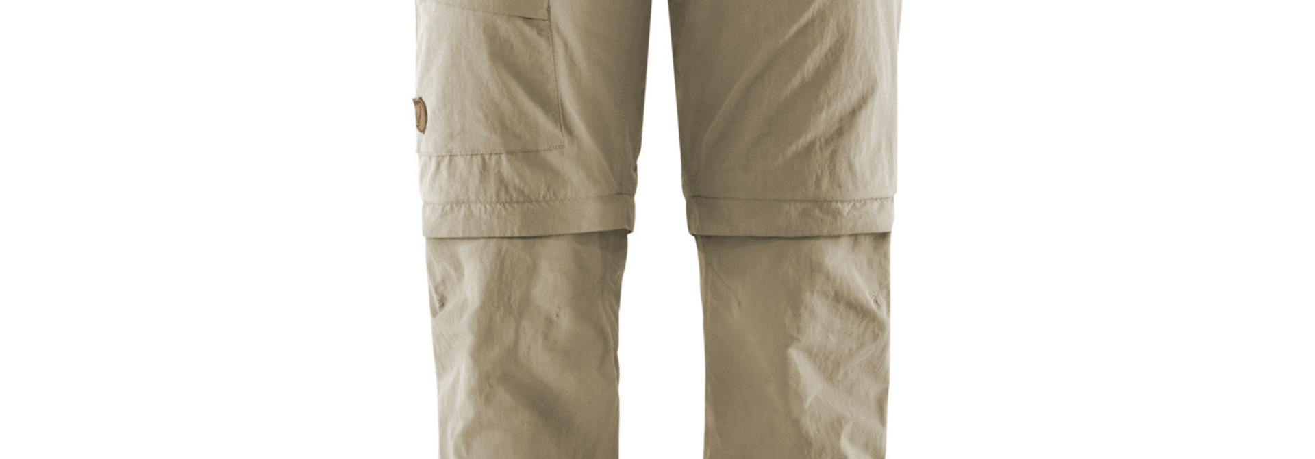Fjällräven Travellers MT Zip-off Trousers M Light Beige
