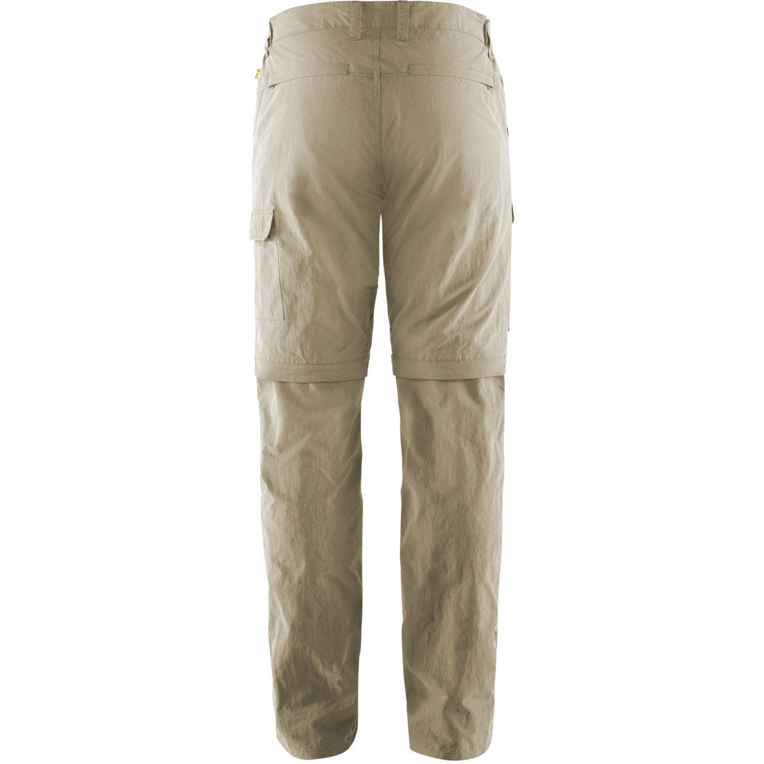 Fjällräven Travellers MT Zip-off Trousers M Light Beige-2