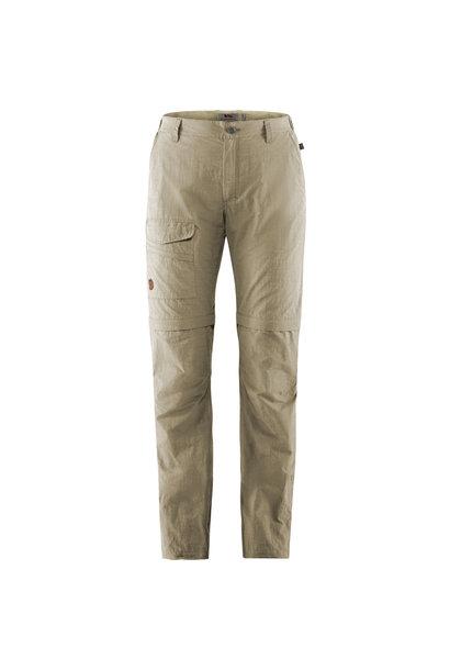 Fjällräven Travellers MT Zip-off Trousers W Light Beige