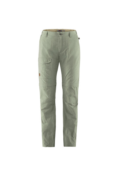 Fjällräven Travellers MT Zip-off Trousers W Sage Green