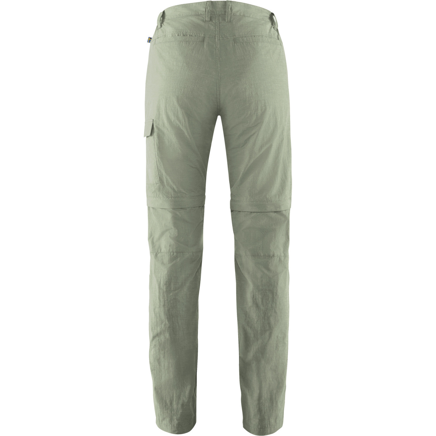 Fjällräven Travellers MT Zip-off Trousers W Sage Green-2