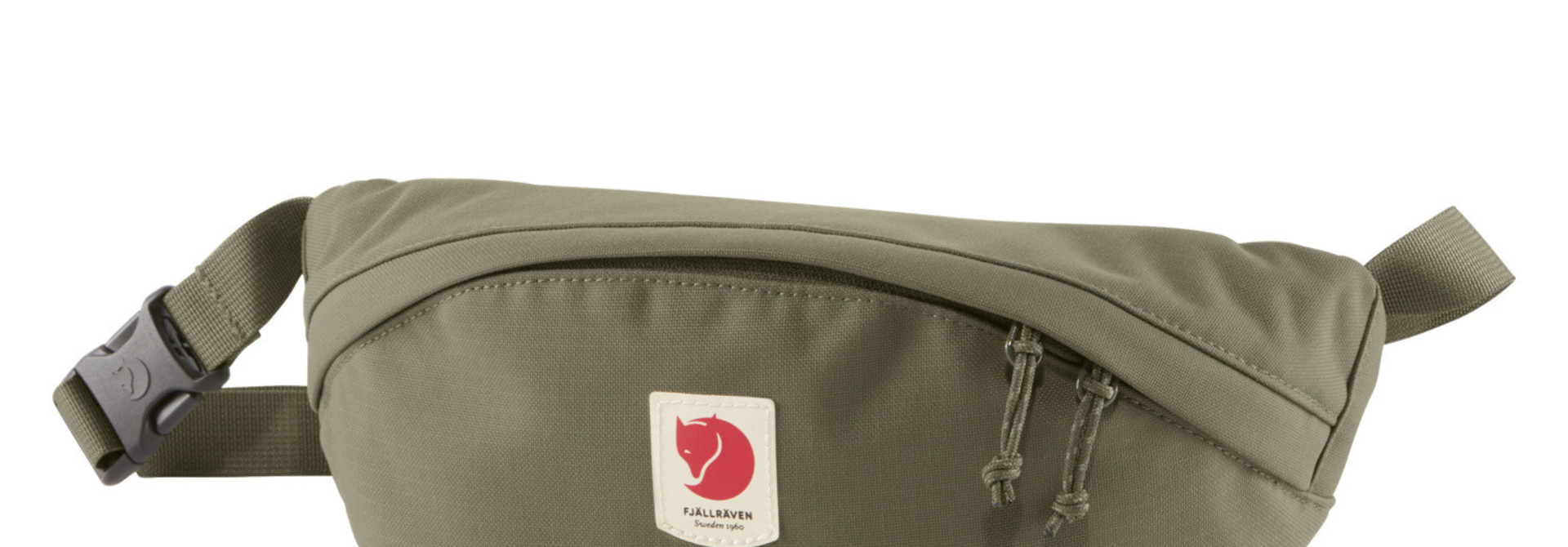 Fjällräven Ulvö Hip Pack Medium Laurel Green