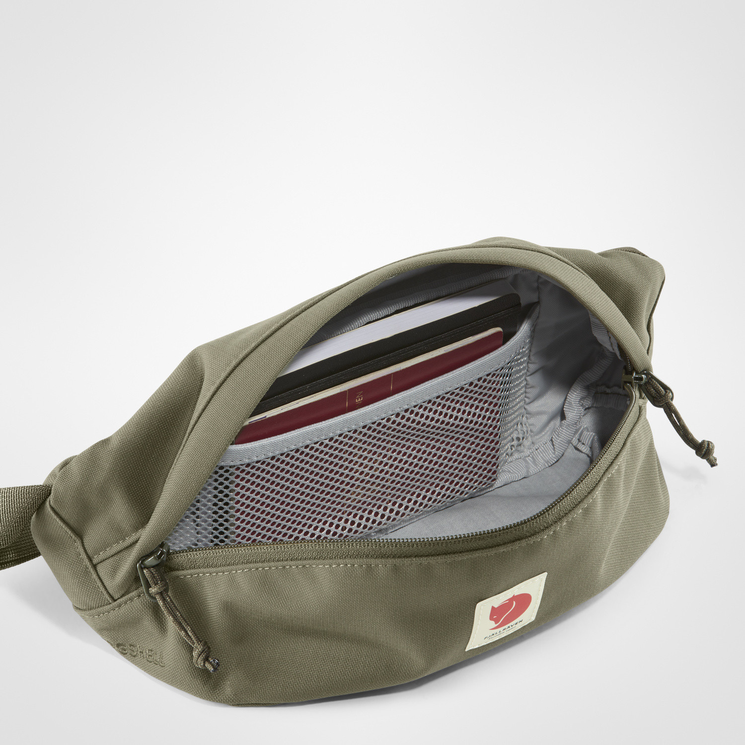 Fjällräven Ulvö Hip Pack Medium Laurel Green-4