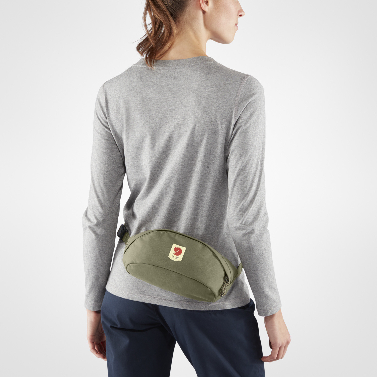 Fjällräven Ulvö Hip Pack Medium Laurel Green-7