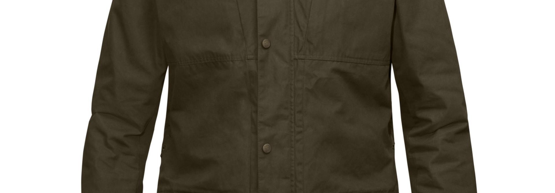 Fjällräven Värmland Jacket M Dark Olive