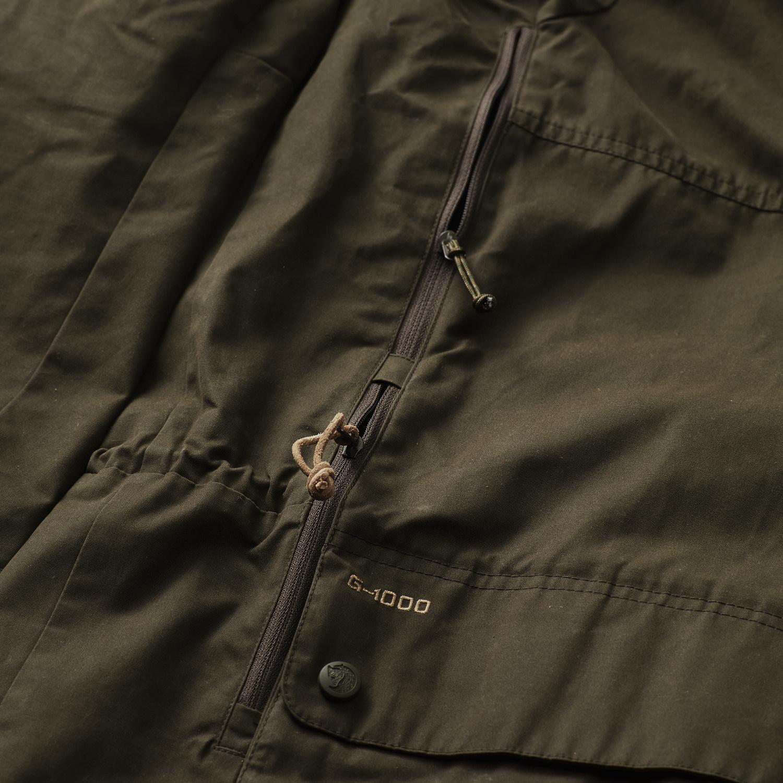 Fjällräven Värmland Jacket M Dark Olive-5