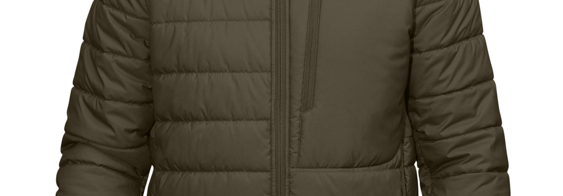Fjällräven Värmland Padded Jacket M Dark Olive
