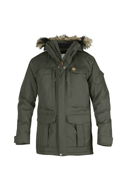 Fjällräven Yupic Parka M Mountain Grey