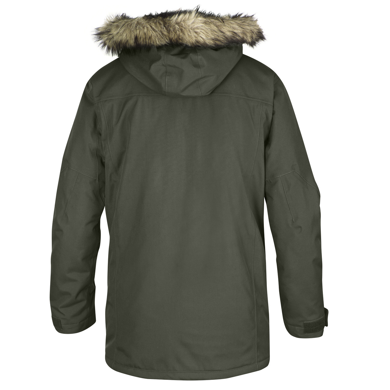 Fjällräven Yupic Parka M Mountain Grey-2