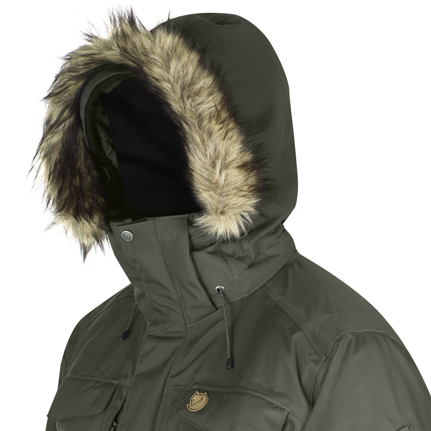Fjällräven Yupic Parka M Mountain Grey-3