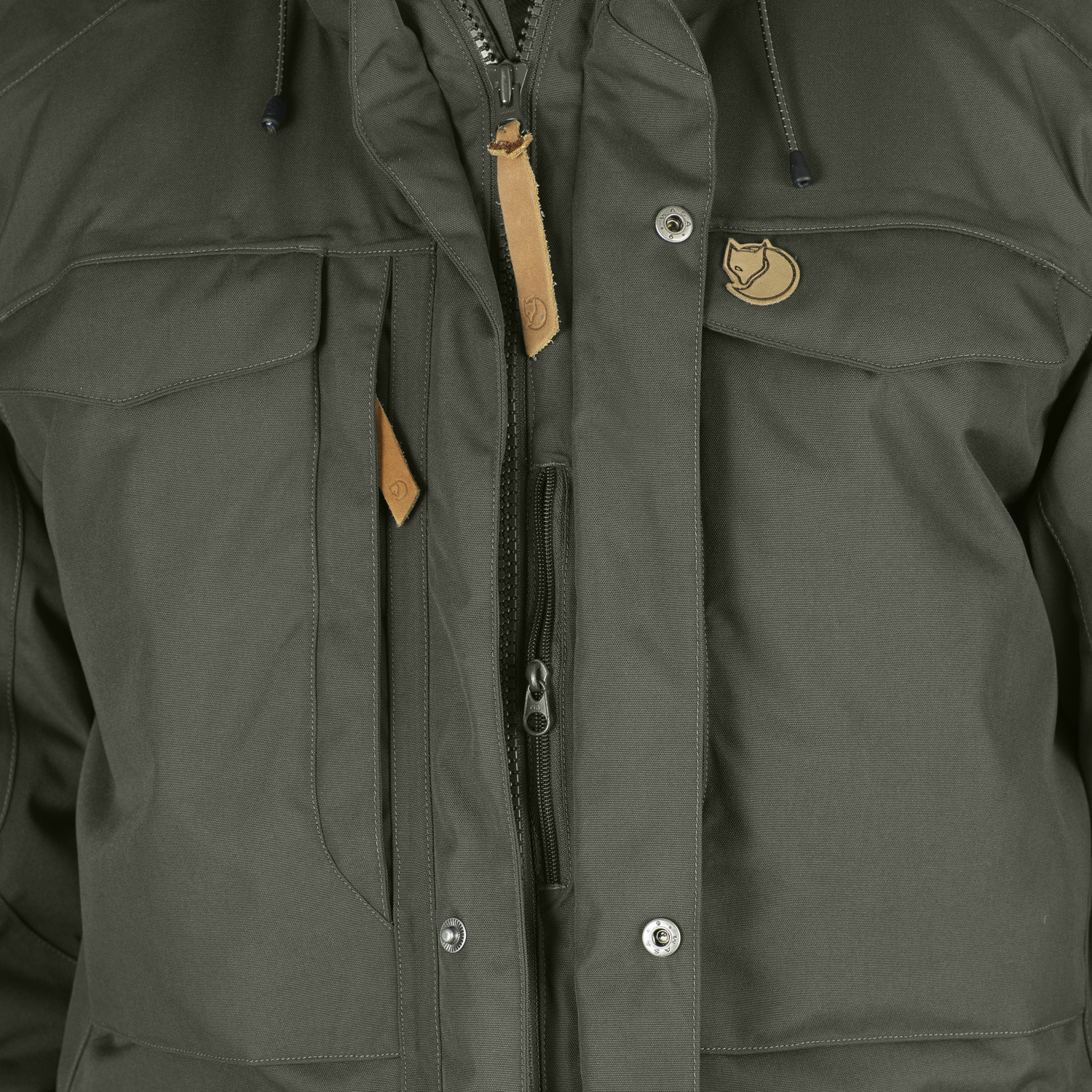 Fjällräven Yupic Parka M Mountain Grey-5