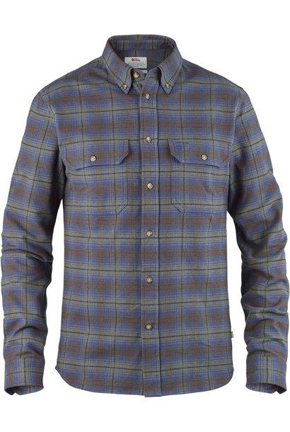 Fjällräven Skog Shirt M Uncle Blue
