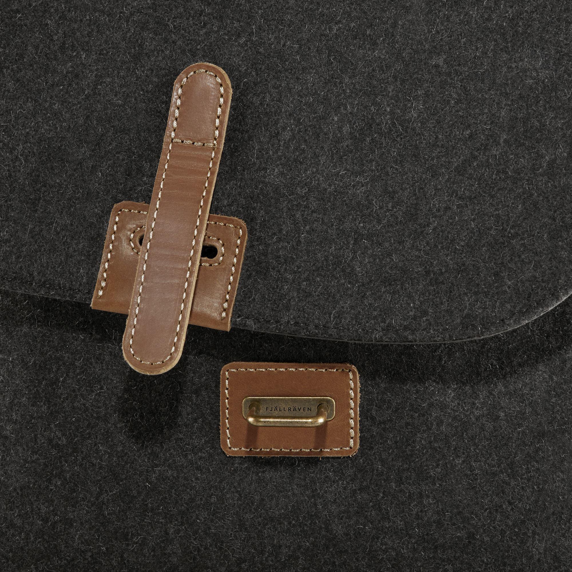 Fjällräven Norrvåge Foldsack Brown-3