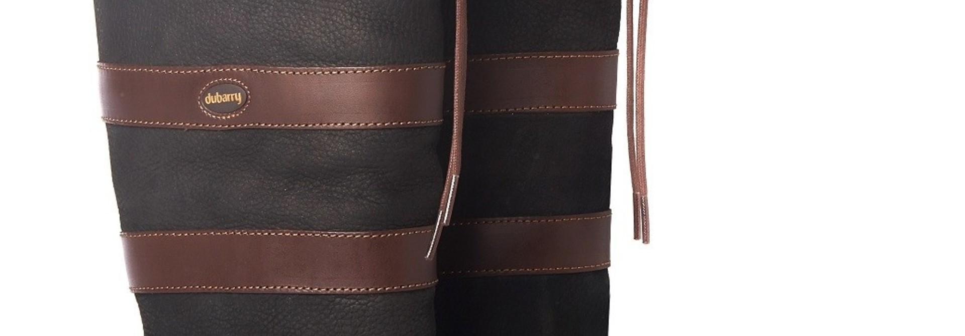Dubarry Galway Extrafit™- Black/Brown