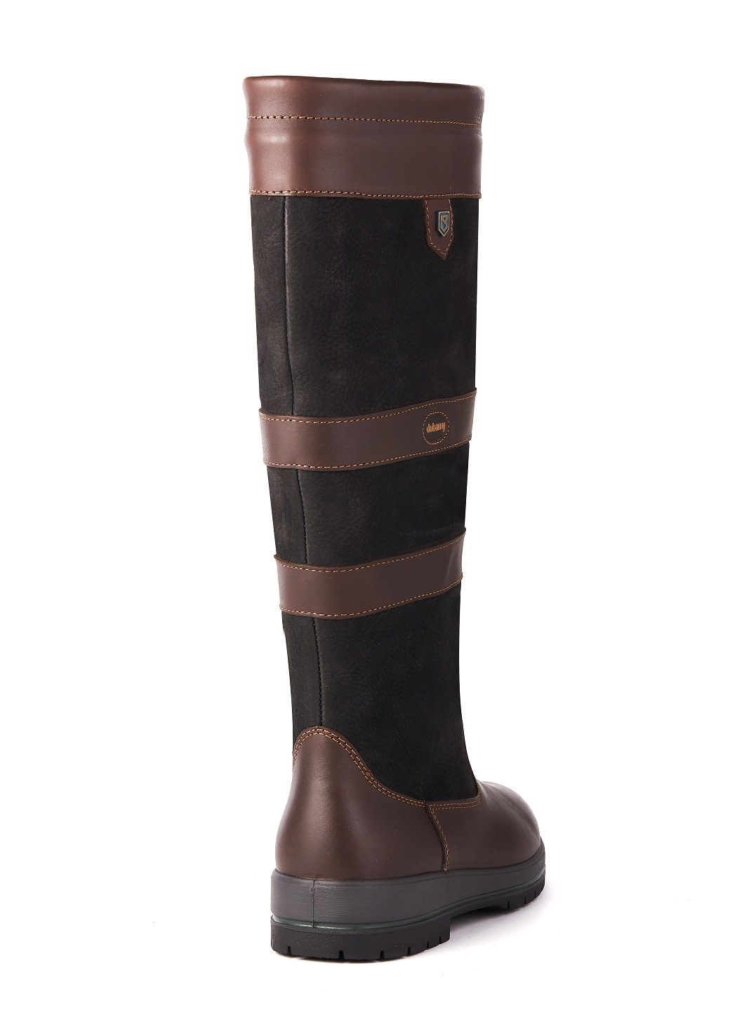 Dubarry Galway Extrafit™- Black/Brown-4