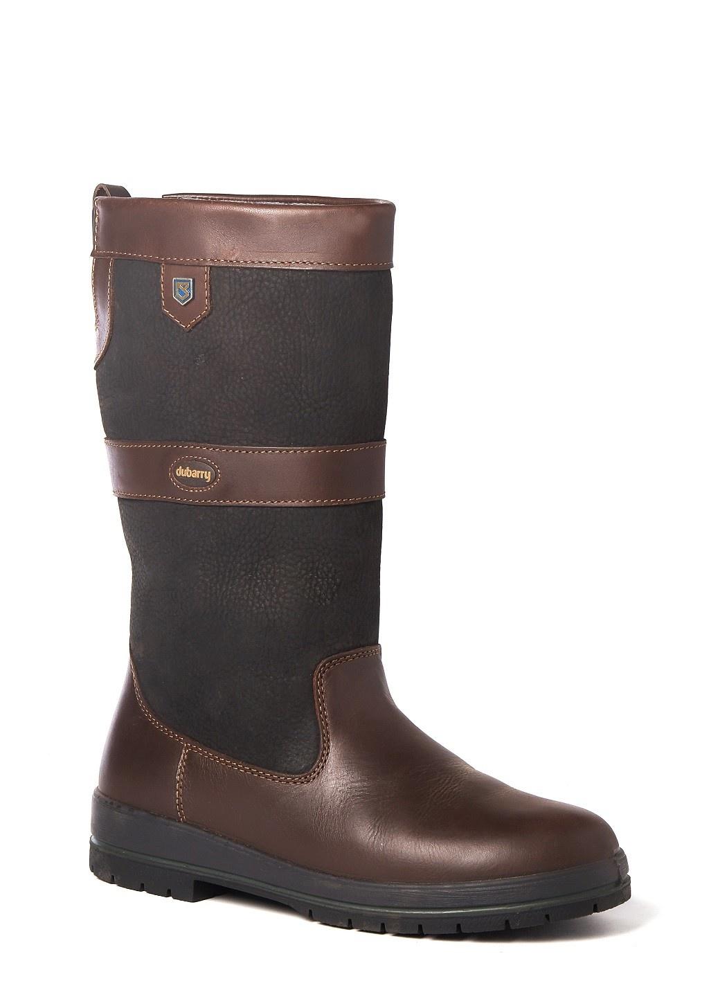 Dubarry Kildare outdoor laarzen - Black/Brown-1