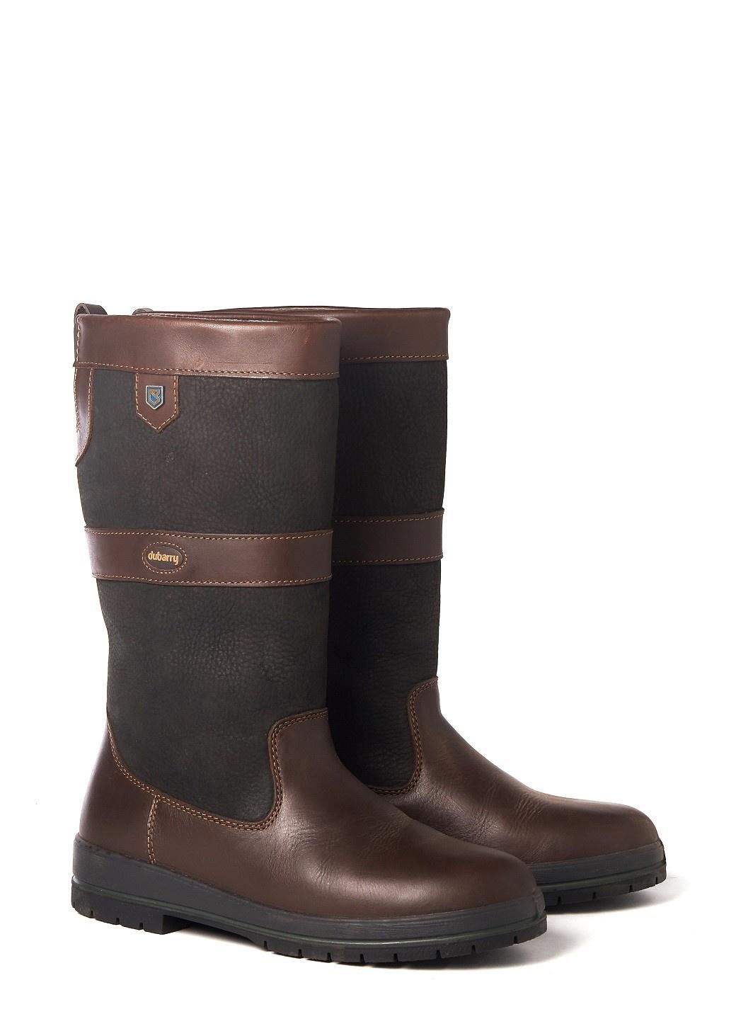 Dubarry Kildare outdoor laarzen - Black/Brown-3