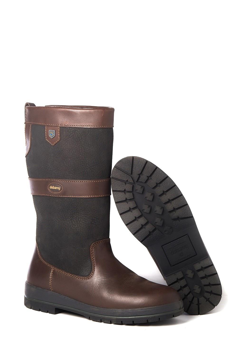 Dubarry Kildare outdoor laarzen - Black/Brown-4