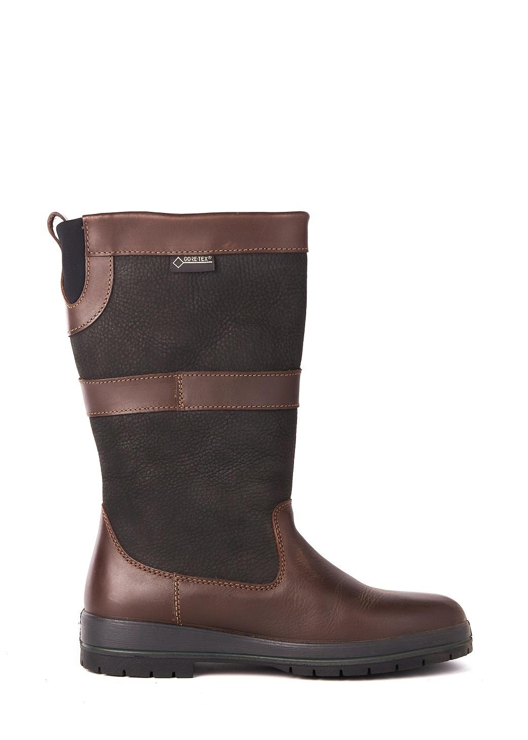 Dubarry Kildare outdoor laarzen - Black/Brown-5