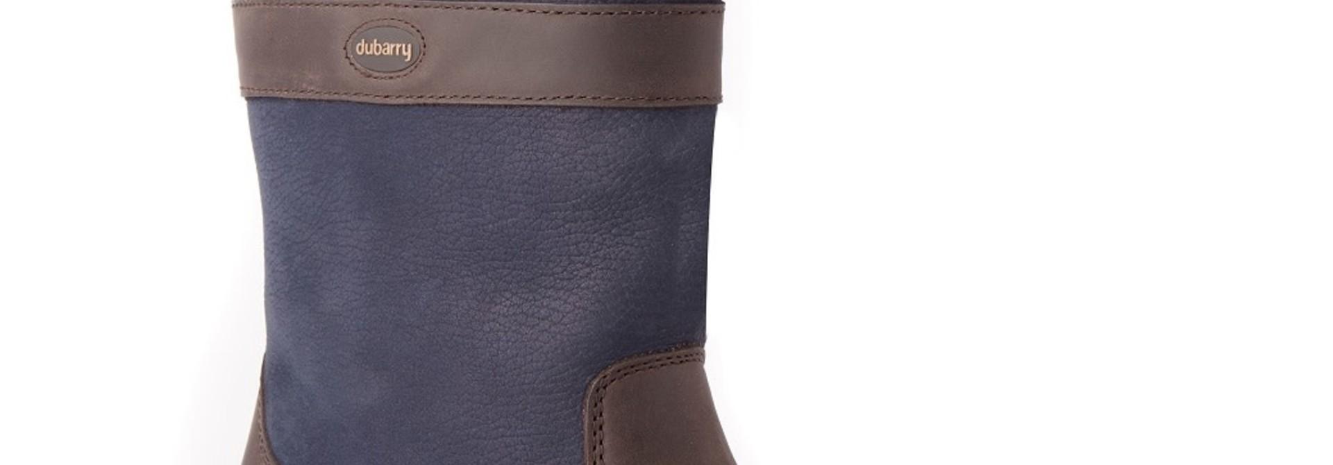 Dubarry Kildare outdoor laarzen - Navy/Brown