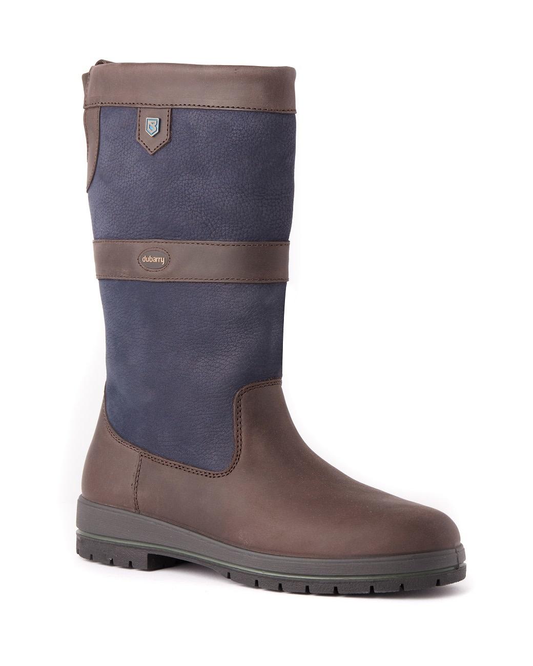 Dubarry Kildare outdoor laarzen - Navy/Brown-1