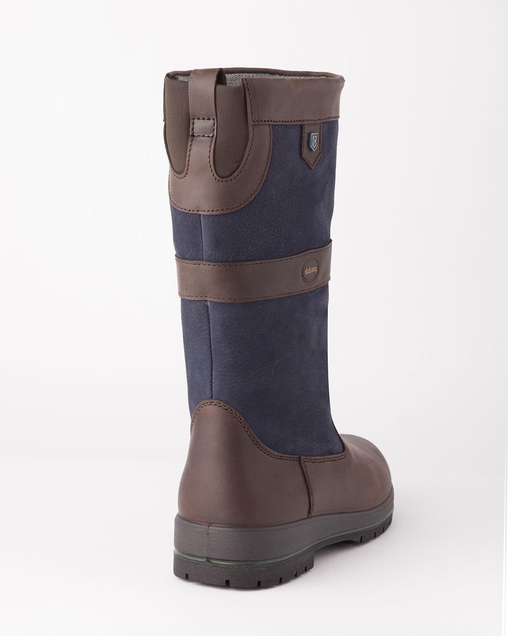 Dubarry Kildare outdoor laarzen - Navy/Brown-2